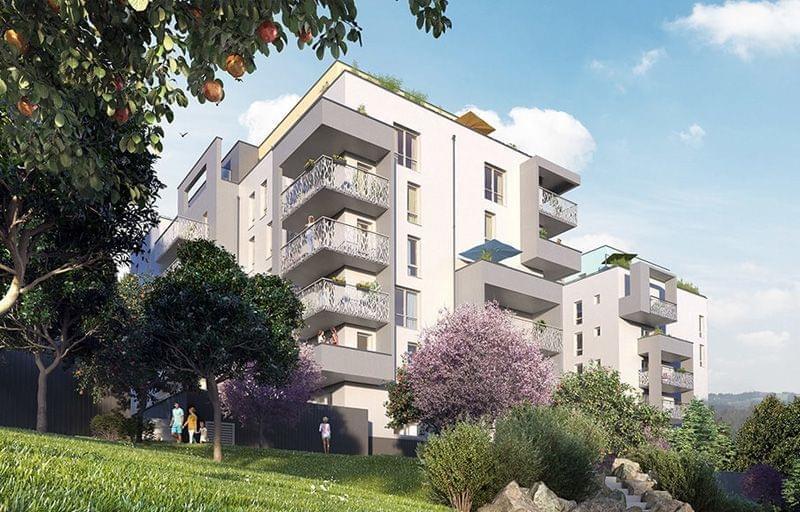 Plus d info sur la résidence Prisme à Clermont-Ferrand