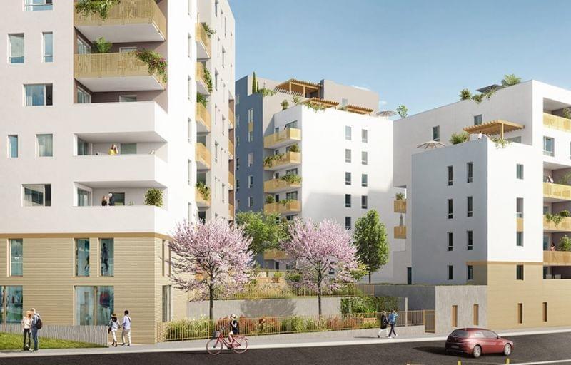 Plus d info sur la résidence Regens parc à Clermont-Ferrand