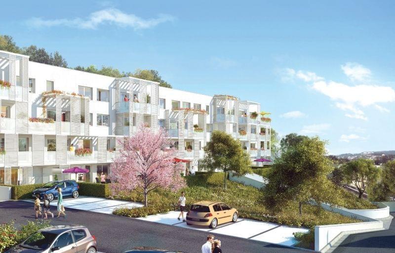 Appartement neuf Albigny sur Saône