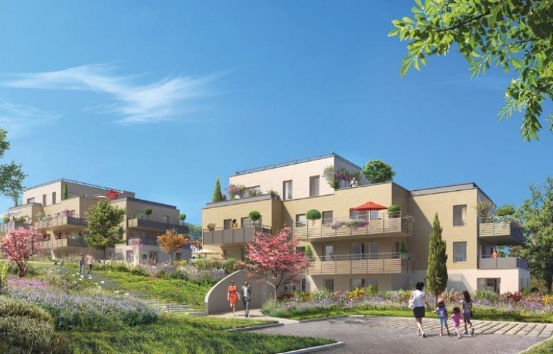 Programme neuf pour investir à Albigny sur Saône : Esprit Saône