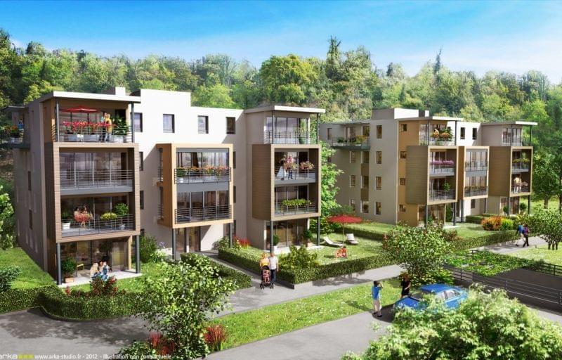 Immobilier neuf Albigny sur Saône