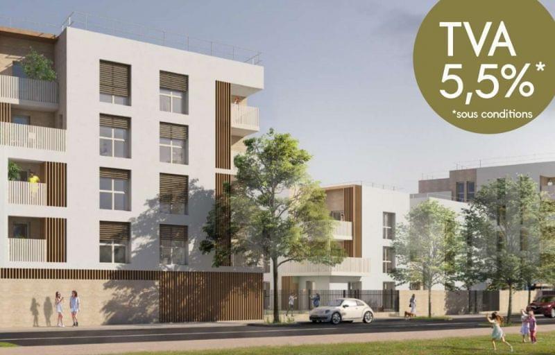 Programme immobilier neuf Brignais