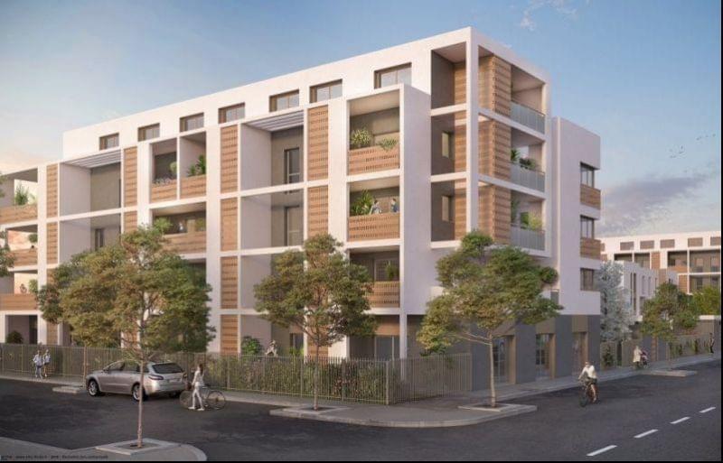 Appartement neuf Brignais