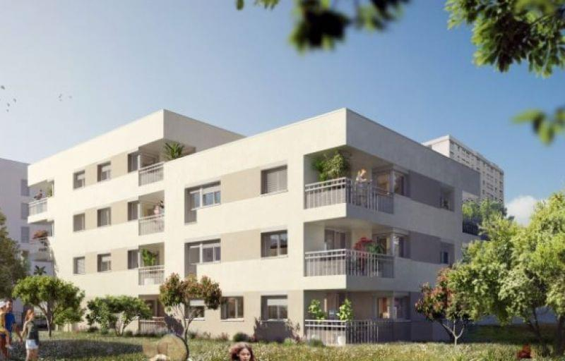 Immobilier neuf Bron