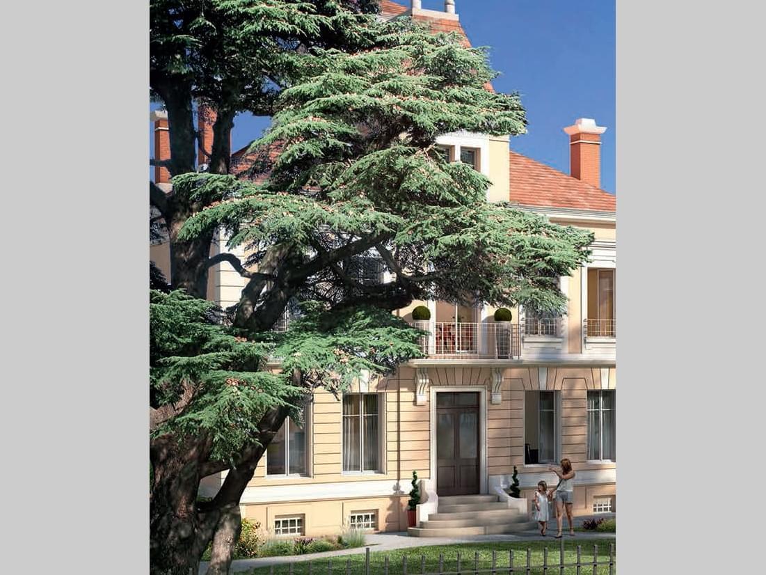 Achat maison neuve bbc bron avec notre programme l 39 originel ensemble de villas neuves en plein - Maison neuve bbc ...