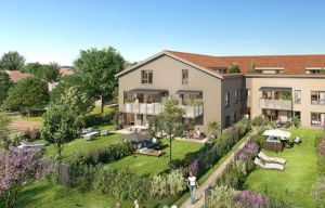 Programme immobilier neuf Bron