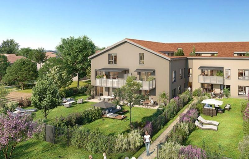 Plus d info sur la résidence Villa Flora à Bron