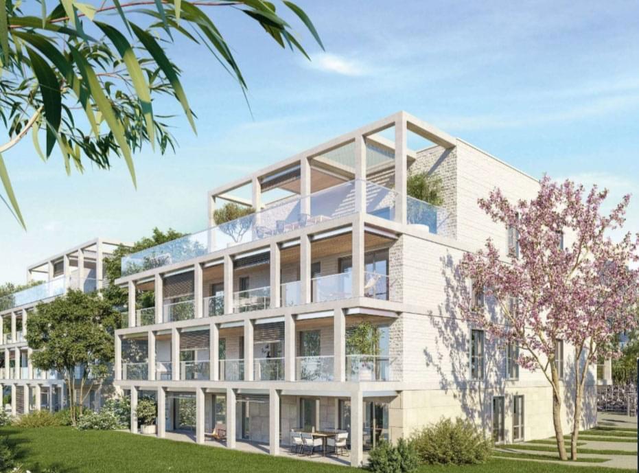 Résidence à Caluire et Cuire Emplacement exceptionnel, Vues dégagées sur parc et la ville de Lyon, Prestations de haut standing,
