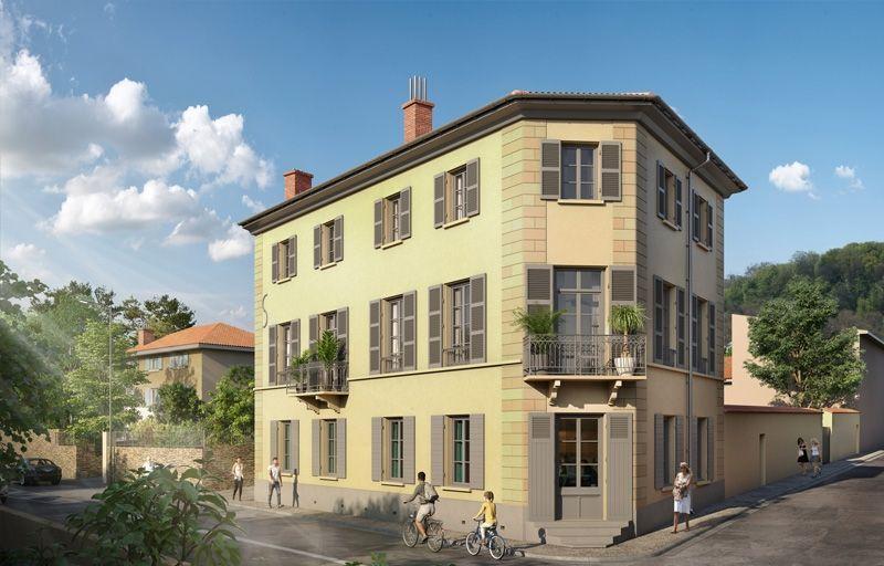 Plus d info sur la résidence Quai 73 à Caluire et Cuire