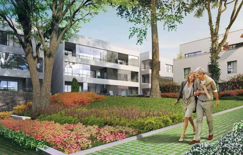 Immobilier neuf en vente à Caluire et Cuire pour habiter ou pour louer : Quintessence