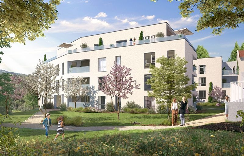 Programme immobilier neuf Champagne au Mont d