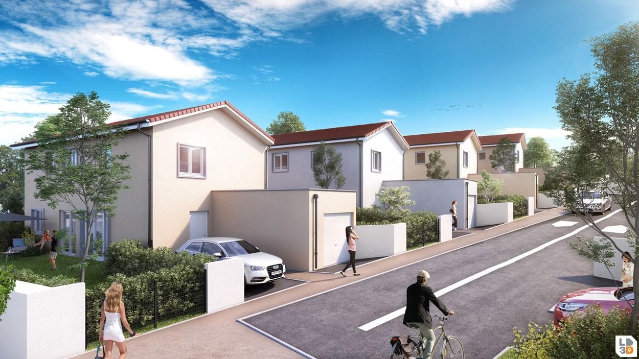 Achetez votre maison neuve proche de lyon chaponnay constructeur de maisons bbc rt2102 le - Maison neuve bbc ...