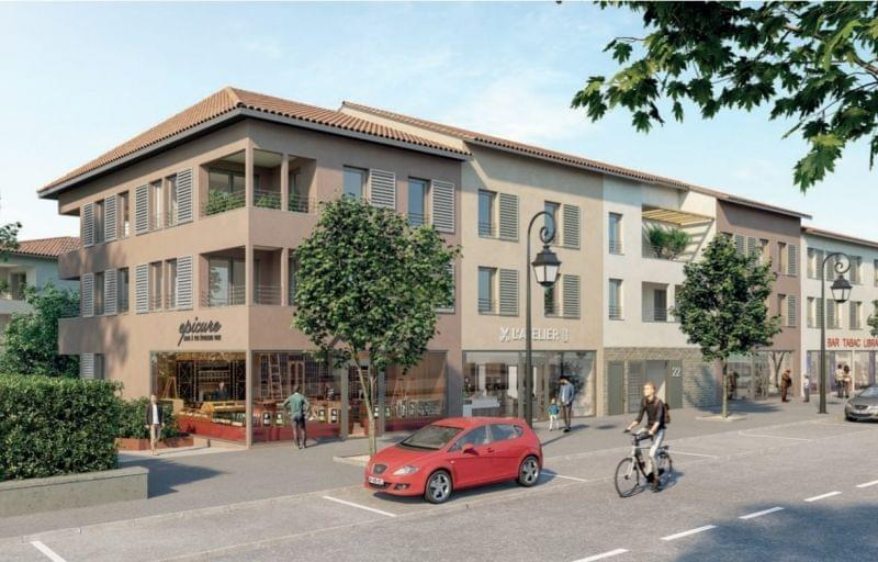 Programme immobilier neuf Chaponost