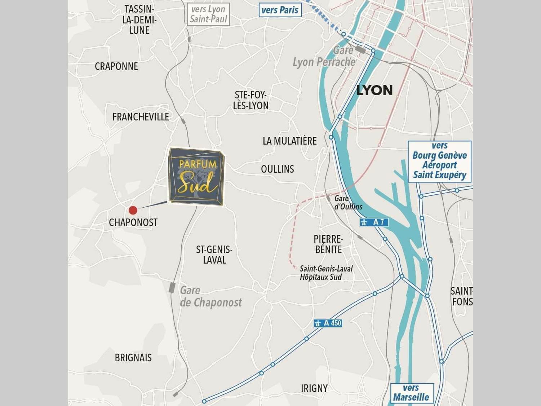 Résidence à Chaponost Dans un milieu naturel, à 20 minutes de Lyon, Résidence sécurisée haut de gamme,