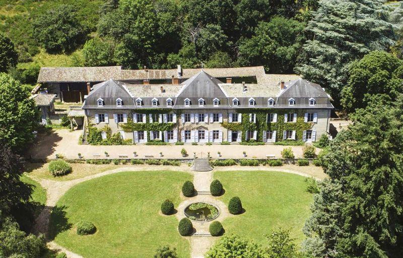 Plus d info sur la résidence Domaine de la Ferrière à Charbonnières les Bains