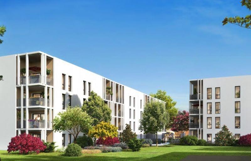 Programme neuf Est Lyonnais à Chassieu : Préface pour investir ou habiter