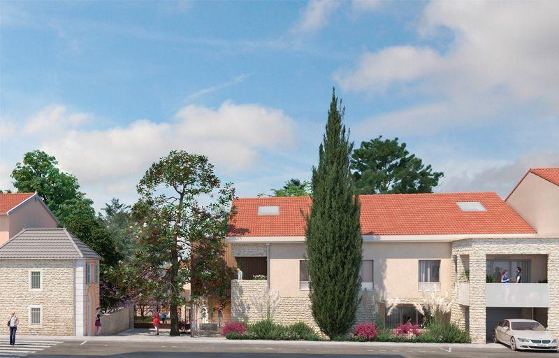 Programme immobilier neuf Collonges au Mont d