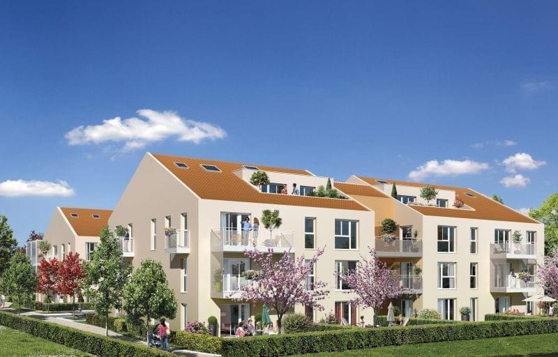 Appartement neuf Corbas