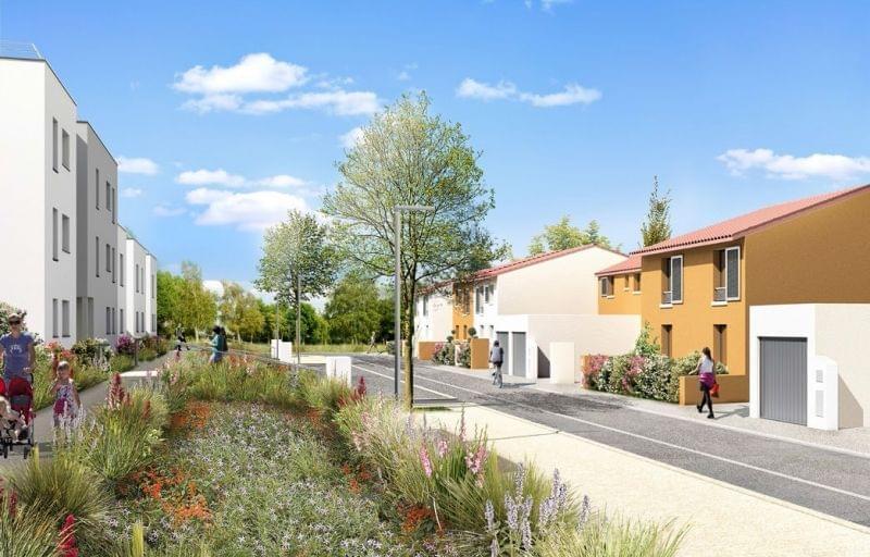 Logement neuf en commercialisation à Dardilly : Villa Natur dans un quartier résidentiel