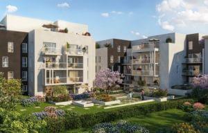 Immobilier neuf Decines Charpieu