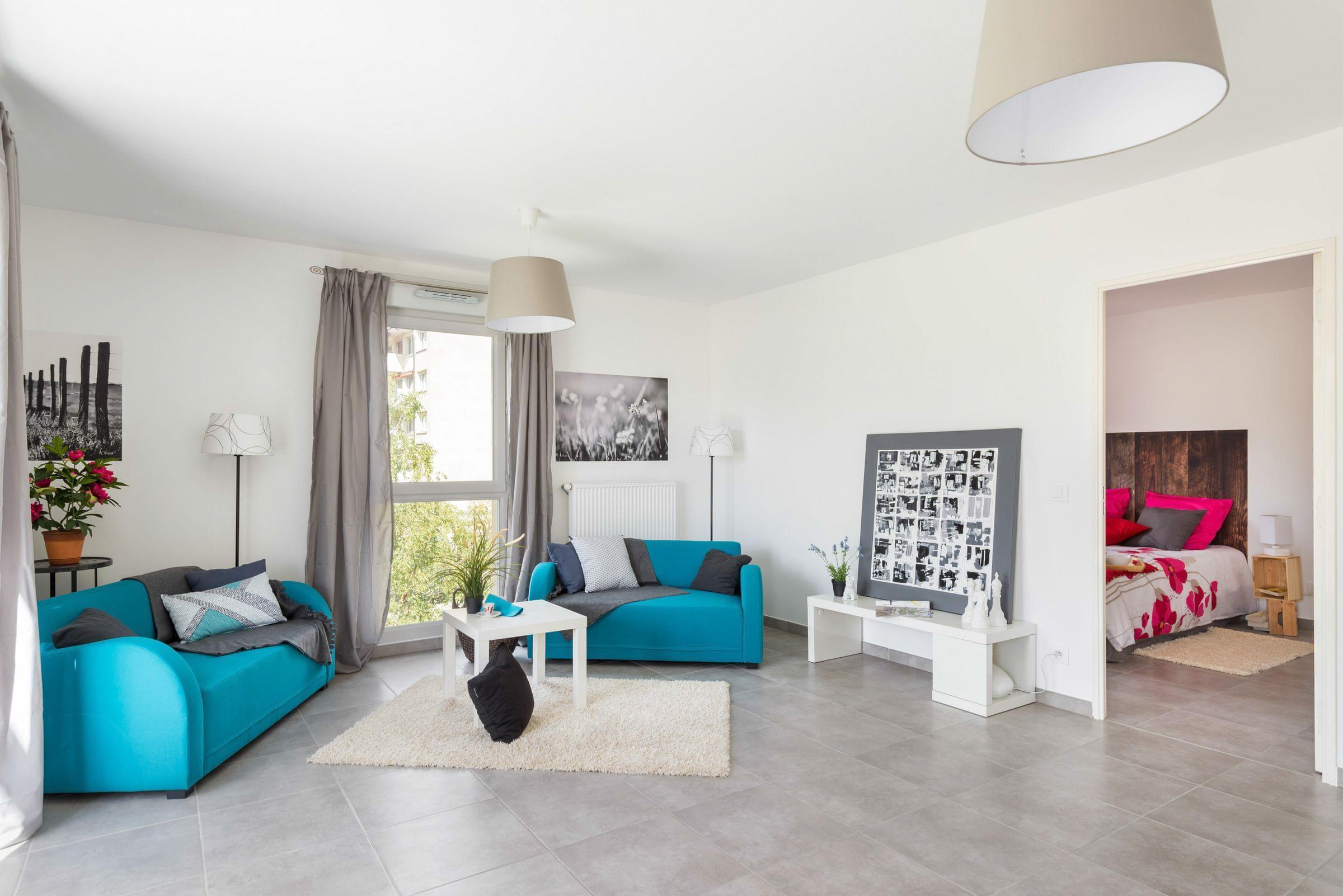 Dispo imm diate derniers appartements neufs t4 ecully for Appartements le jardin