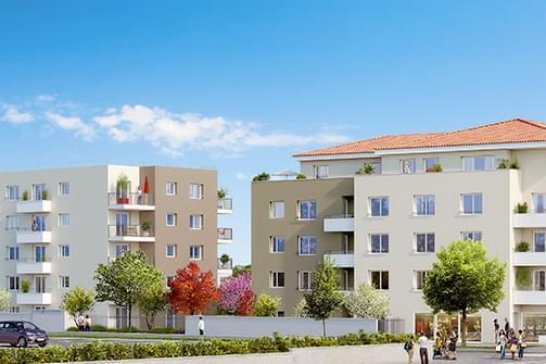 Appartement neuf pour investir ecully les jardins de for Investir appartement neuf