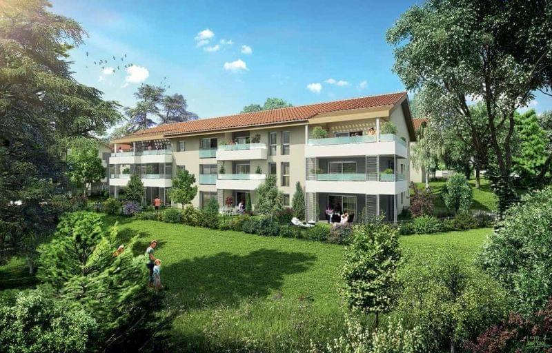 Programme immobilier neuf ecully westpark for Loi achat immobilier neuf