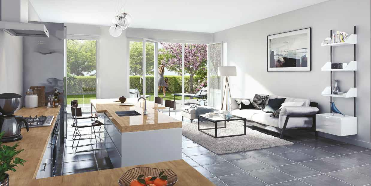 Investir dans l 39 immobilier neuf pinel francheville le for Investir appartement neuf