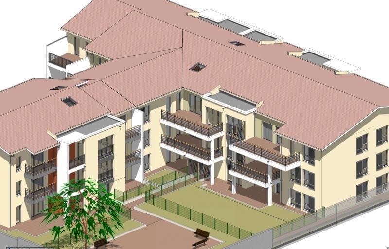 Appartement neuf Genas