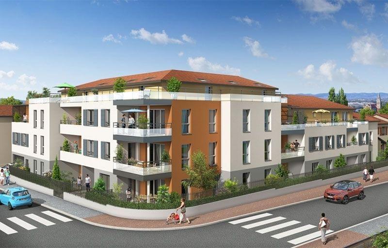 Plus d info sur la résidence Villa Léo à Genas