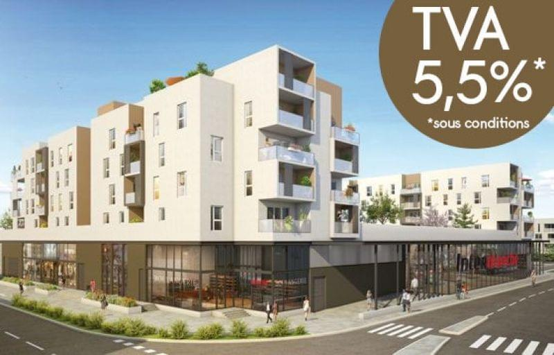 Appartement neuf Givors