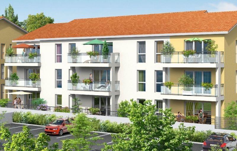 Immobilier neuf grezieu la varenne le clos du vallon - Les jardins d hestia grezieu la varenne ...