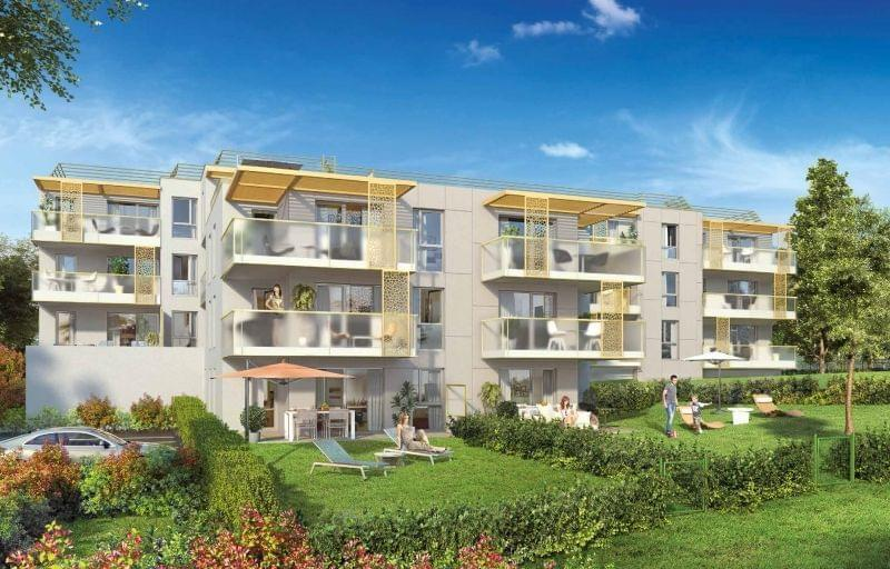 Appartement neuf Lentilly