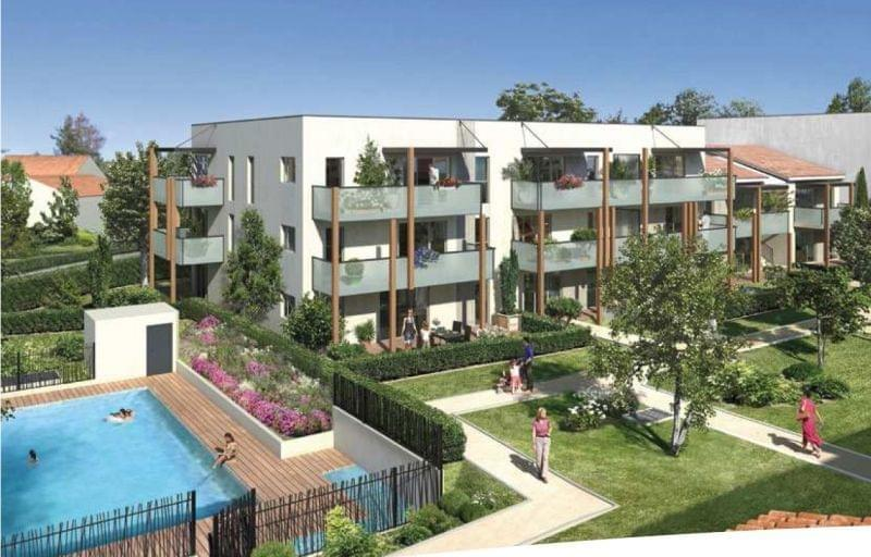 Immobilier neuf Lentilly