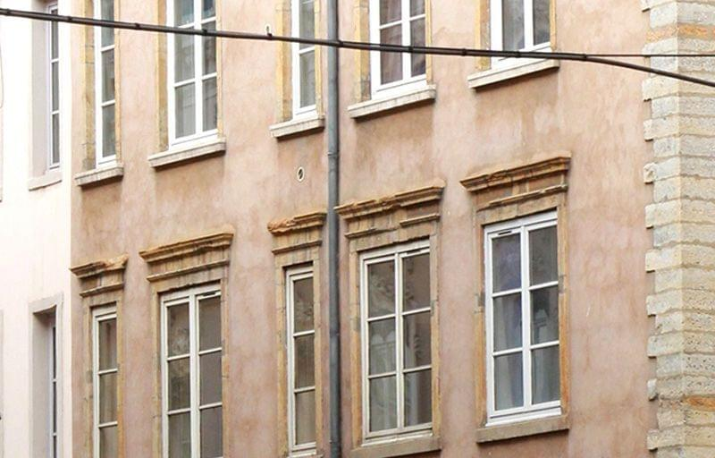 Rue Romarin Lyon 1