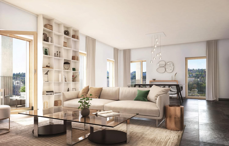 Résidence à Lyon 2 Terrasses exceptionnelles, Vues magnifiques, Qualité de vie repensée,