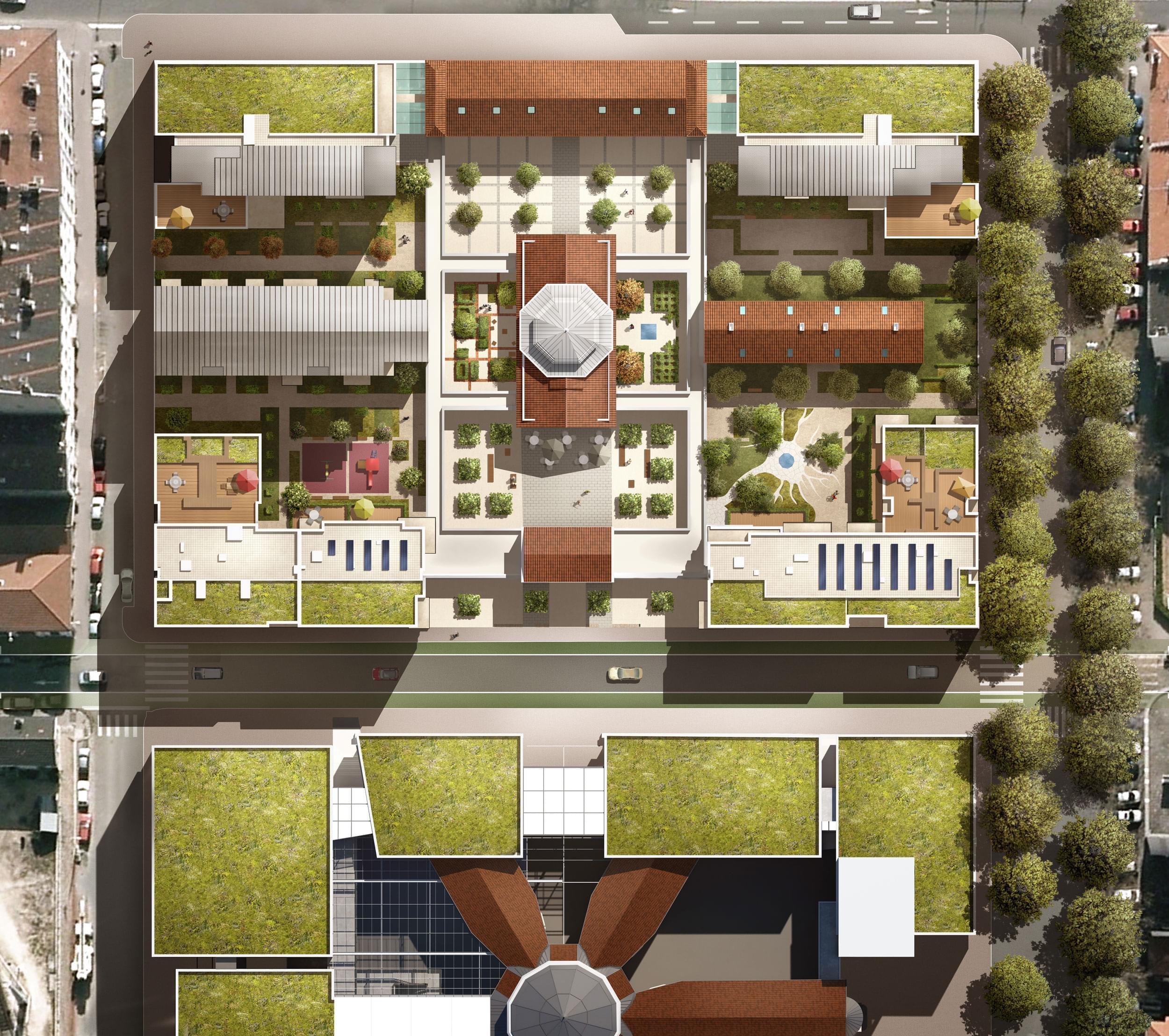 Location appartement un jardin sur la terre lyon - Location appartement meuble lyon 3 ...