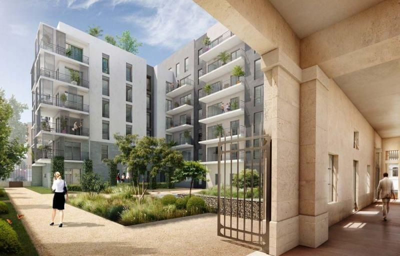 Location appartement un jardin sur la terre lyon for Appartement location jardin