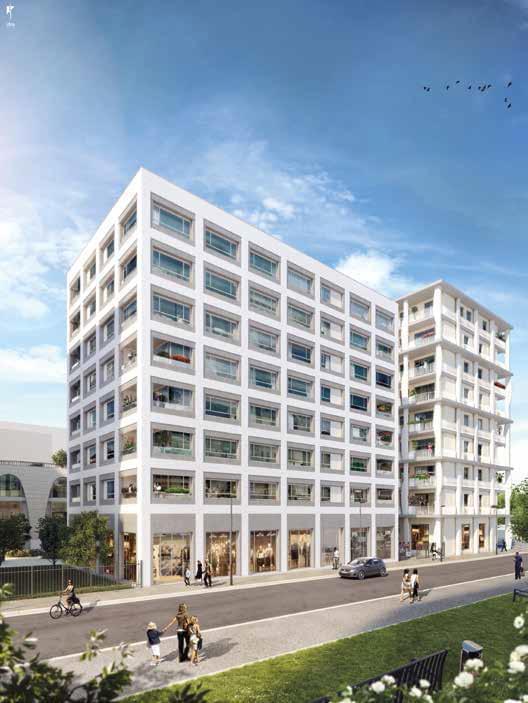 acheter un appartement bbc neuf lyon 2 avec notre nouveau projet yd al confluence. Black Bedroom Furniture Sets. Home Design Ideas