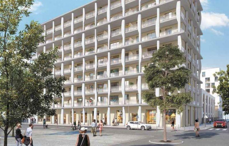 Appartement neuf Lyon 2