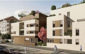 Plus d info sur la résidence 3 éme Art à Lyon 3