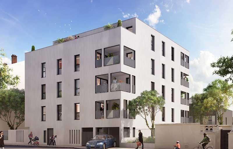 Programme immobilier neuf Lyon 3
