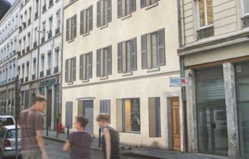 Immobilier neuf en Pinel rénové à Lyon 3 : programme Inside derniers lots T3 duplex !