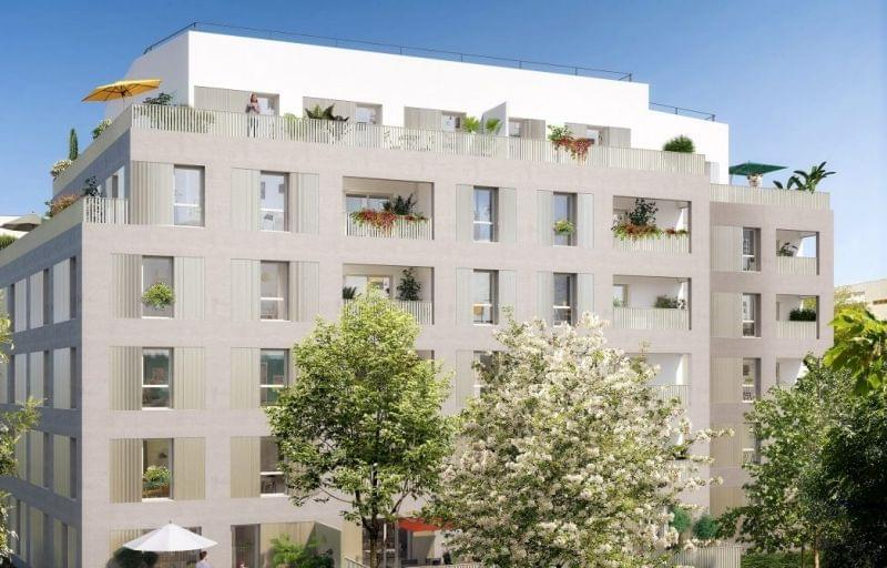 Programme immobilier neuf Lyon 3