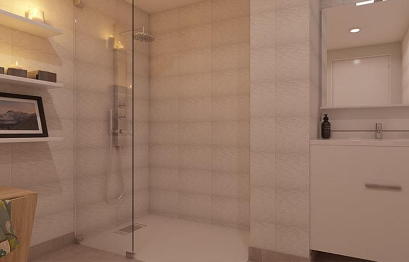 Résidence à Lyon 3 Quartier Montchat, Prestations haut de gamme, Transports au pied de la résidence,
