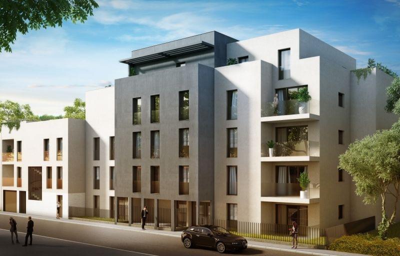 Appartement neuf Lyon 3