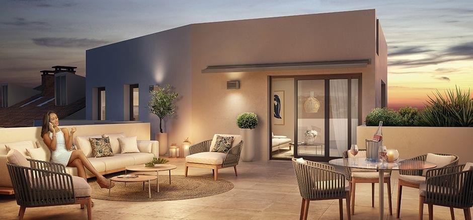 appartement neuf pour investir en d fiscalisation lyon 3. Black Bedroom Furniture Sets. Home Design Ideas