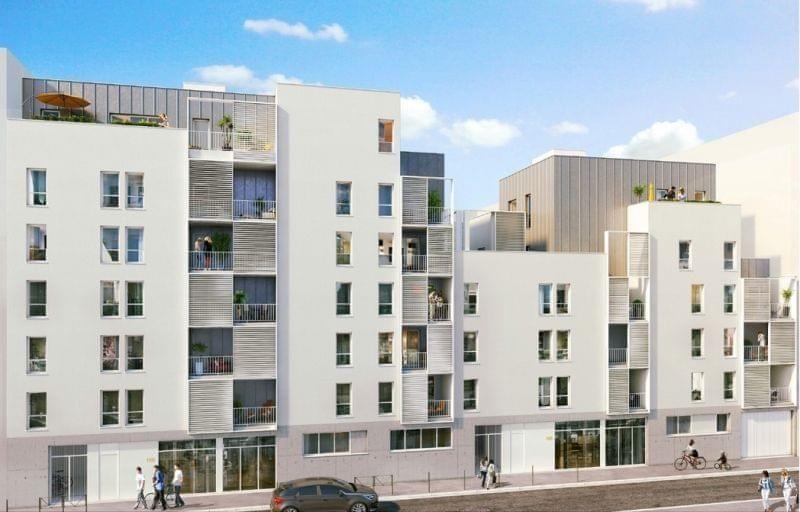 Plus d info sur la résidence Wake Up à Lyon 3