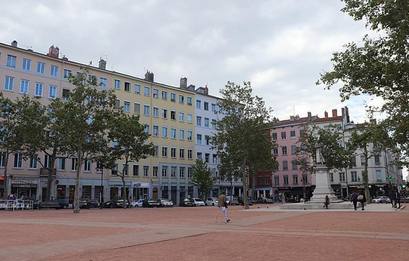 Résidence à Lyon 4 Quartier extrêmement recherché, Proche toutes commodités, Toits terrasses,