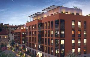 Plus d info sur la résidence 25 Place Croix Rousse à Lyon 4